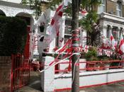Coupe monde foot Londres rythme vuvuzelas