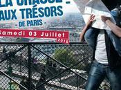 Chasse trésor dans Paris