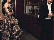 Analyse Shoot Ewan McGregor Natalia Vodianova pour Vogue Lindberg