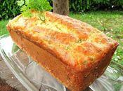 Cake Saumon cerfeuil