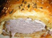 Filet mignon porc croûte tout simple