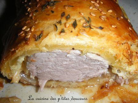 Filet mignon de porc en croûte tout simple | À Découvrir