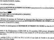Contrariété bande droit l'UE: première ordonnance remise liberté (TGI Lille juin 2010,