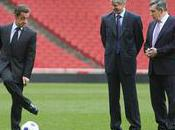Sarkozy marche pour