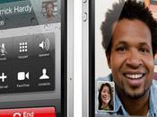 Apple supprimé possibilité mettre appel attente pour faire place FaceTime