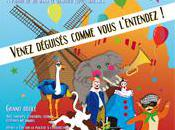 Vachalcade Montmartre sacré carnaval samedi juin