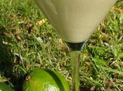 Mousse citrons verts