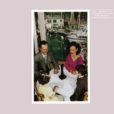 Led Zeppelin-Presence-1976