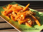 carottes germes soja