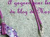 blog mARIE ORGANISE concours