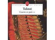 Guerre Paix Léon Tolstoï, lecture commune