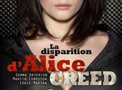 Disparition d'Alice Creed