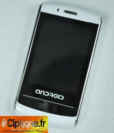 Un Téléphone Android à moins de 100$