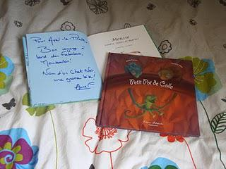SWAP JEUNESSE 2010 : merci Anne !