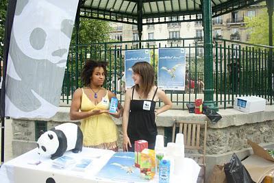 Aquapax@Vernissage WWF