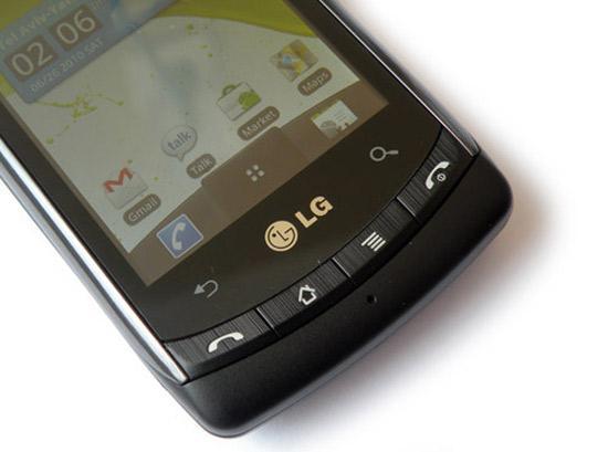 Le LG C710 alias Aloha arrive en Europe