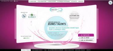 Le Groupe SGD et Kibio lancent un grand concours de design autour du premier produit cosmétique 100% éco-conçu