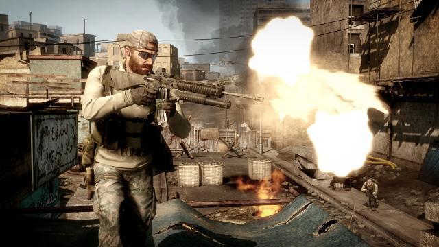 Medal Of Honor présente le Tier 1 Operator
