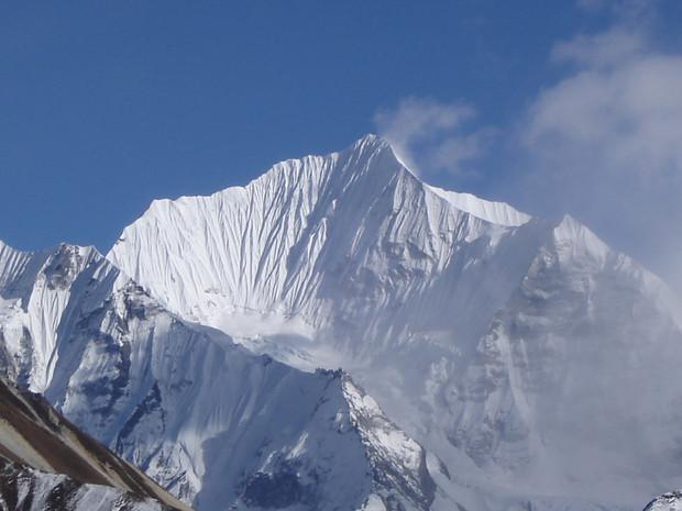 Le Gangchenpo, Népal