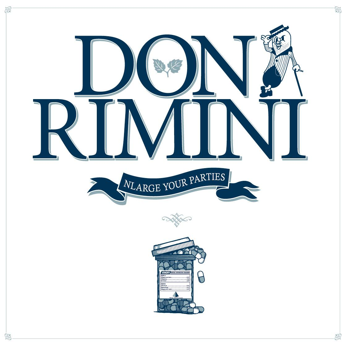 Don Rimini - nlarge your parties EP