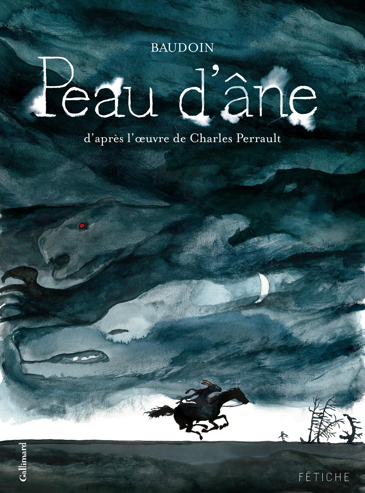 Peau d'âne - Edmond Baudoin