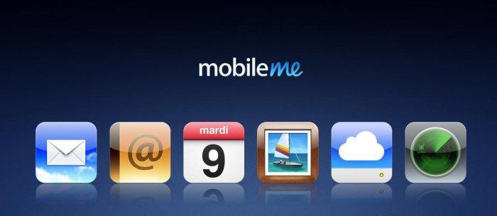 Apple actualise MobileMe...