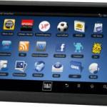 Tablette tactile Android 1&1 SmartPad