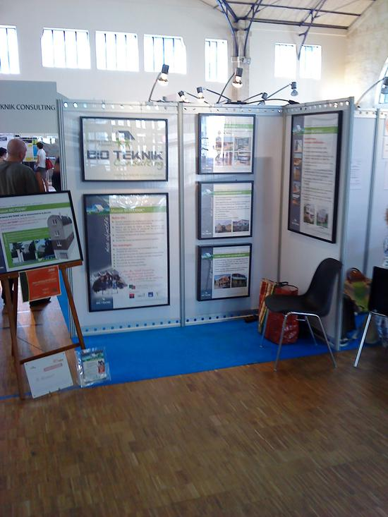 Stand Bio Teknik Consulting