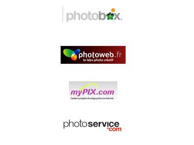 Développement de photos en ligne : comparatif de sites