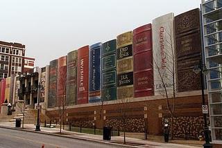 Message personnel (aux provinciaux/ales de passage pour Books and the city 2010)