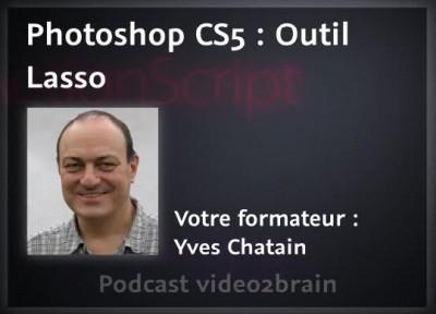Les outils Lasso de Photoshop