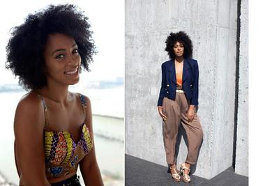 Solange Knowles, une femme, un style