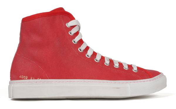 COMMON PROJECTS – F/W 2010 WOMEN'S COLLECTION