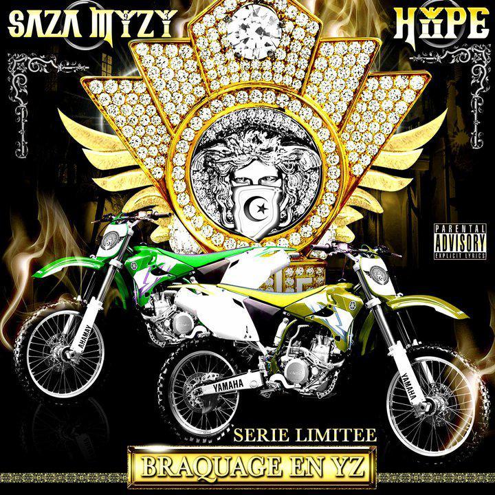 Sazamyzy ft Mister Yelo [Xtaz] & Mr Coffee - Le turbo sous le manege (MP3)
