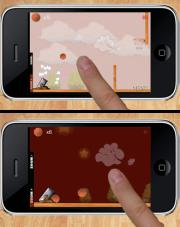 Tirez le canon pour fêter l'arrivée de Juillet avec Cannon Basket, un jeu iPhone qui passe de 0,79€ à GRATUIT pour 24h !