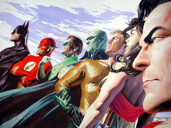 Toutes les adaptations de DC COMICS en un article