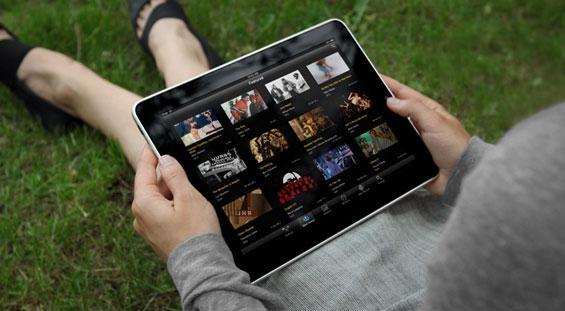 L'application ONF est maintenant disponible pour l'iPad