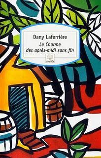 Danny Laferrière - le charme des après-midi sans fin