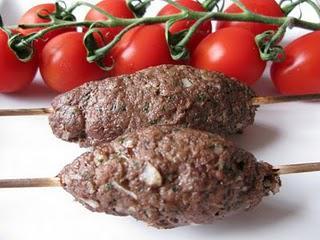 Kafta de bœuf