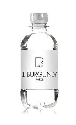 Drinkyz réalise les bouteilles de l'hôtel Burgundy
