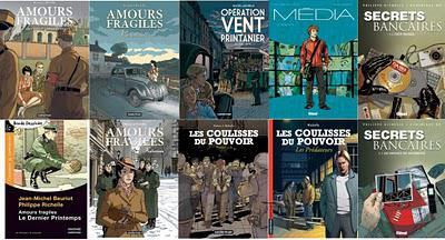 Auteur BD : Happy BéDay Philippe Richelle !