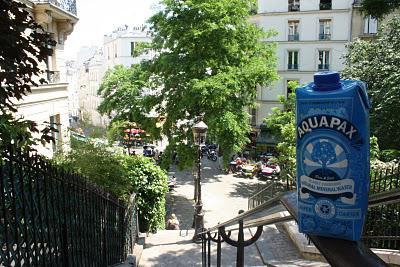 Road Trip dans Paris