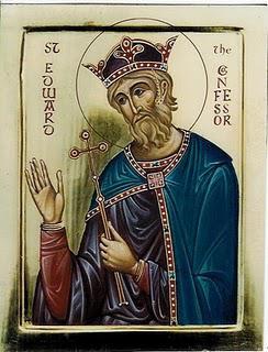 St Edward le Confesseur - Angleterre