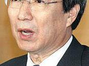 Premier Ministre coréen sellette