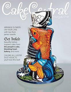 Cake Central Magazine !