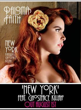 Paloma Faith réédite New-York