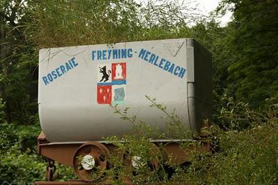 Freyming-Merlebach : la carrière du Merle