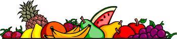 Les productions alimentaires du mois de Juillet