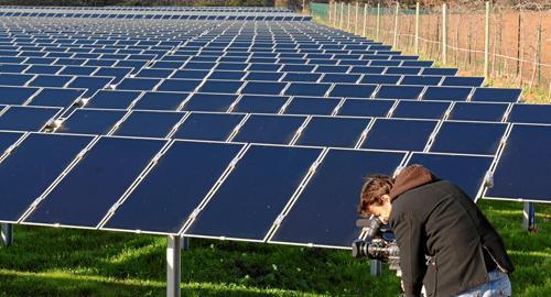 Doit-on sacrifier 900 hectares de terres agricoles pour le photovoltaïque?
