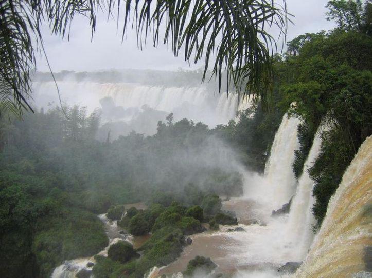 L'IMAGE DU JOUR: Les chutes d'Iguaçu